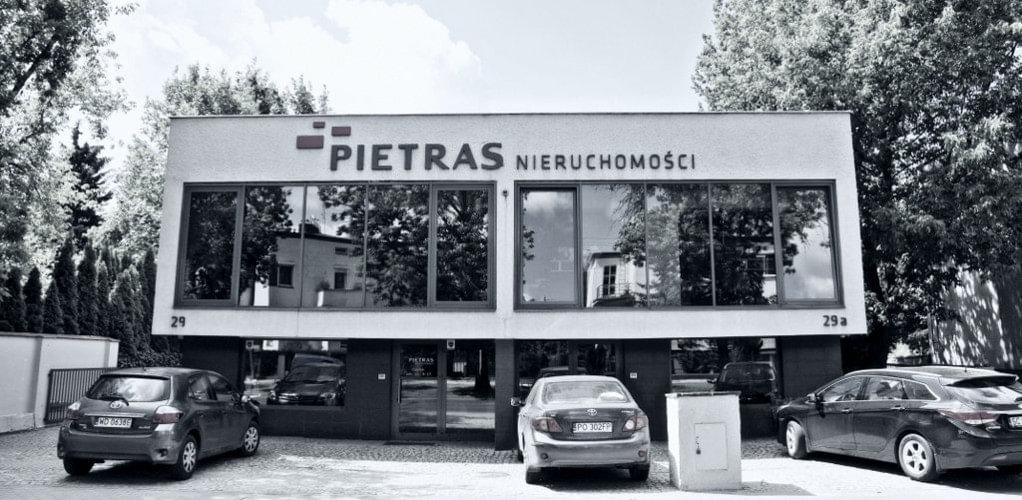Pietras Nieruchomości Poznań - agencja nieruchomości Poznań - siedziba